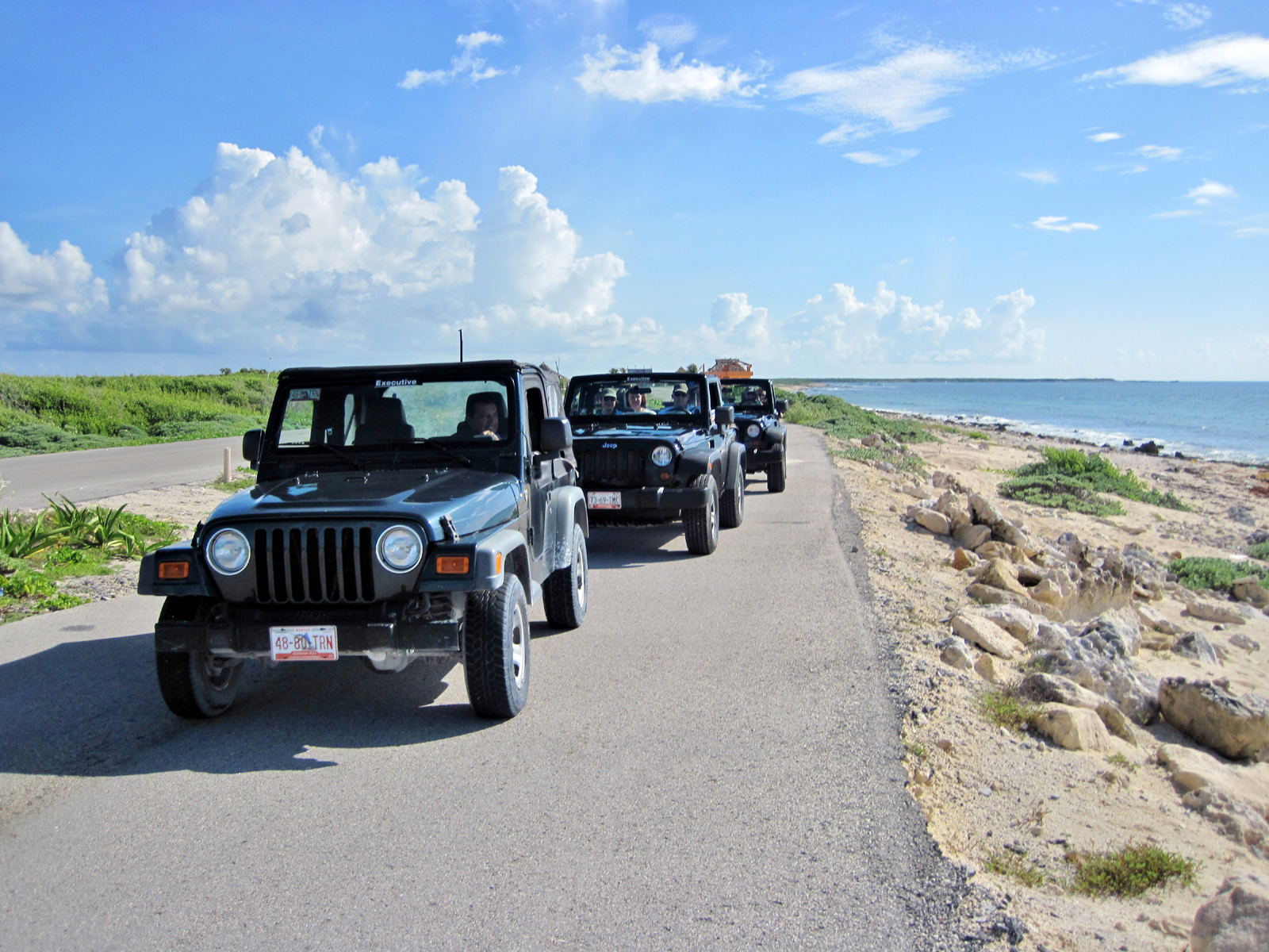 Cozumel Adventure by jeep